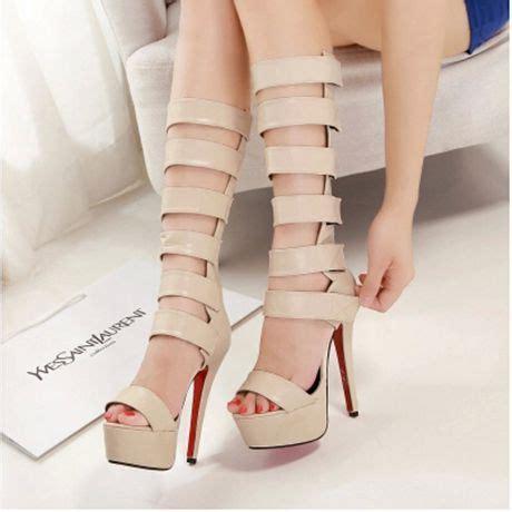 An Heels 5cm womens sandals summer 201514 5cm high heels and