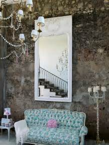 shabby chic antique bits of lovely house tour shabby chic meets