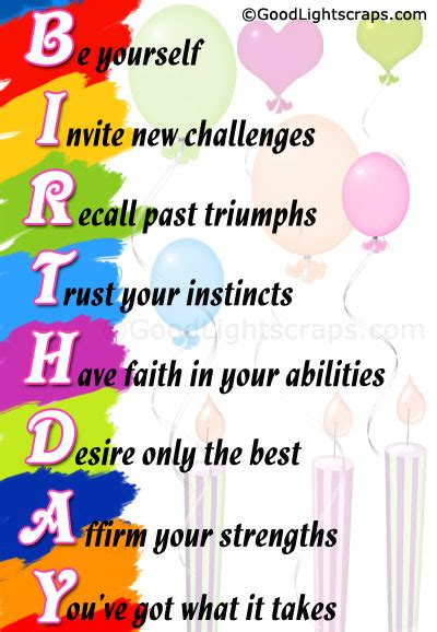School Birthday Quotes Happy Birthday Quotes Quotesgram