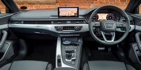 2019 Audi A4 Interior by 2019 Audi A4 Facelift Price Specs Release Date Carwow