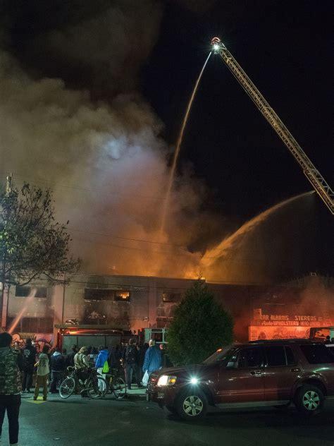 house of music oakland 2016 oakland warehouse fire wikipedia