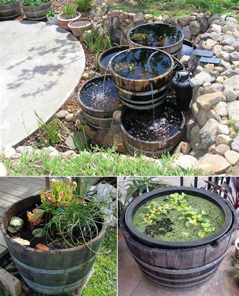 Remodeling An Old House On A Budget 25 Brilliant Diy Ways Of Reusing Old Wine Barrels
