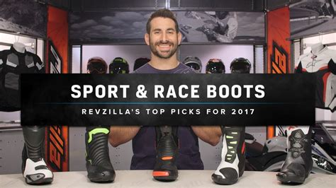 best motorcycle racing boots best motorcycle racing boots 2017 at revzilla com