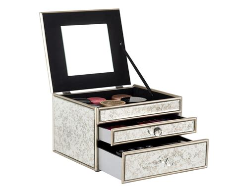 Jewellery Armoire Australia by Antique Mirror Makeup Box The Makeup Box Shop