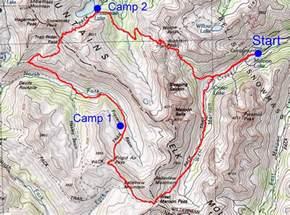 maroon bells colorado map september 11 13 2005