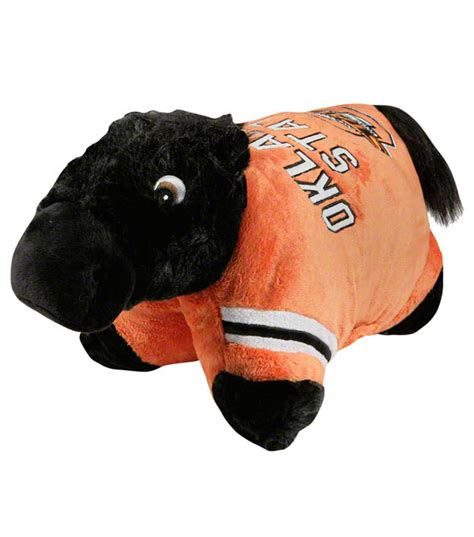 College Pillow Pets by Oklahoma State Ncaa Pillow Pet At Joann