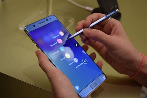 samsung recall phone samsung to recall galaxy note 7 smartphone explosive batteries canada journal news of