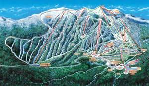 canada big white slopes ski map big white runs in the