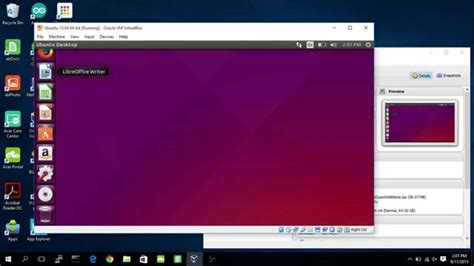 install windows 10 with ubuntu install ubuntu 15 04 on windows 10 virtualbox news24