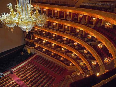 Cleaning House Bolshoi Opera House Moscow Russi