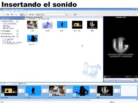 tutorial movie maker windows 10 español tutorial de windows movie maker