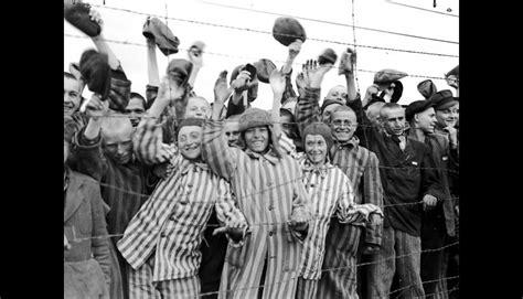 imagenes holocausto judio por nazis holocausto la felicidad de los jud 237 os al ser liberados de