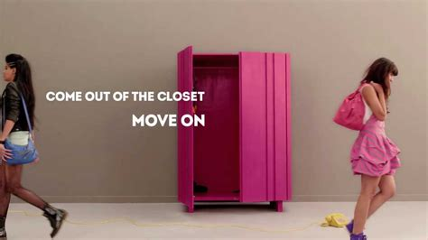 R Out Of The Closet by Titan Fastrack Come Out Of The Closet Move On