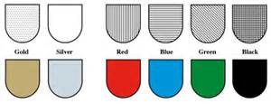 coat of arms colors creating your family coat of arms pro heraldica usa