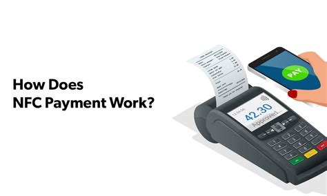 how does nfc payment work tidal commerce