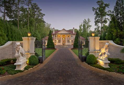 Floor Plans Custom Built Homes 16 228 square foot gated mansion in marietta ga homes