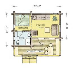Floor Plans Cabins by Hunting Cabin Floor Plans