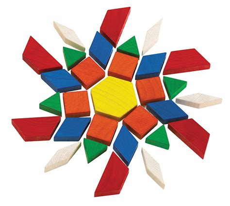 wood pattern blocks 250 pieces wooden pattern blocks 250pcs
