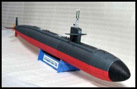 Submarine Papercraft - submarine papercraft los angeles class paperkraft net