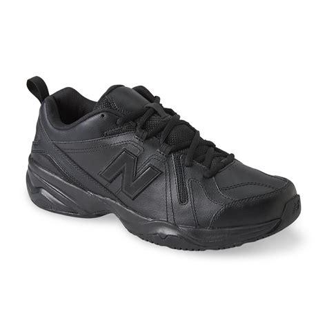 mens wide athletic shoes mens 608v4 black wide athletic shoe