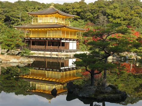 Or Le Japon Neige Sur Le Pavillon D Or