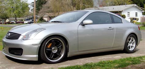 infiniti g35 upgrades 2004 infiniti g35 coupe mt pictures mods upgrades