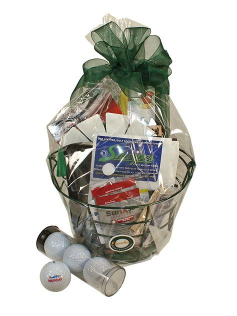 happy birthday gift baskets happy birthday golf gift basket greatgolfmemories