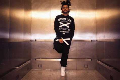 the weeknd s official issue xo 2014 collection