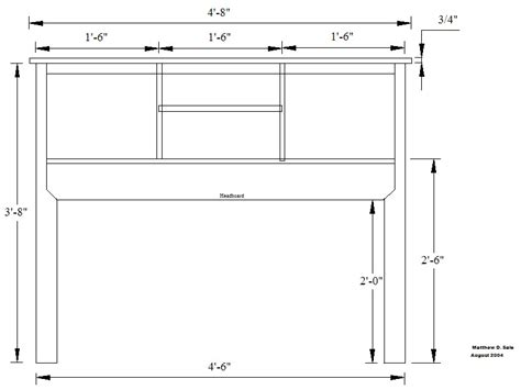 free headboard plans headboard plans woodoperating your technique to paper