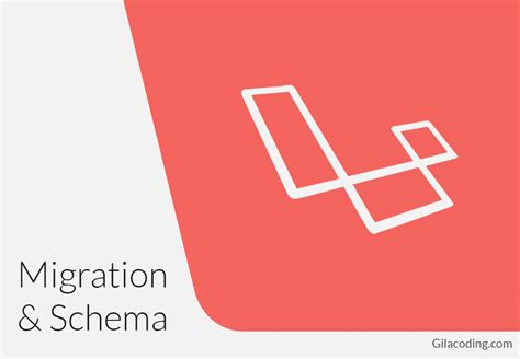 laravel tutorial migration belajar migration dan schema laravel gilacoding