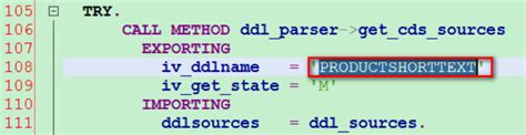 visitor pattern instead of instanceof visitor pattern used in cds view test double framework