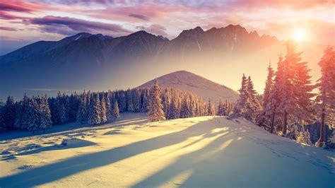 imagenes invierno hd frescura invierno paisajes fondo de escritorio hd