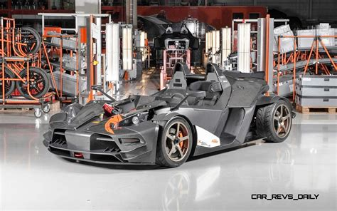 Ktm Crossbow Rr 2015 Ktm X Bow Rr Is 400hp Of Race Ready Speed With Track Upfit