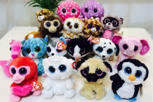 buy ty beanie boos big eyes plush rabbit dog owl elephant soft toy kids aliexpress