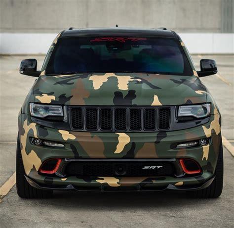 camo jeep grand torq army on quot camo jeep srt8 jeep srt