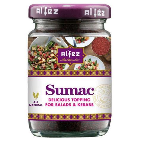sumac cuisine sumac in 38g from al fez moroccan cuisine