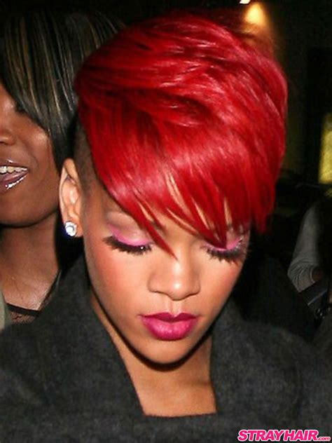 Images Of Rihanna Hairstyles by Rihanna Hairstyles Www Pixshark Images