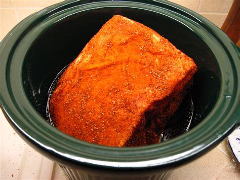 slow cooker pork shoulder roast recipe dishmaps