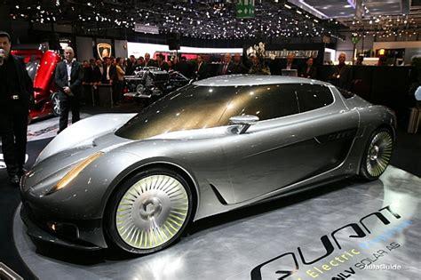 Koenigsegg Quant Zero Emission Supercar Concepts To Ride You In Utmost