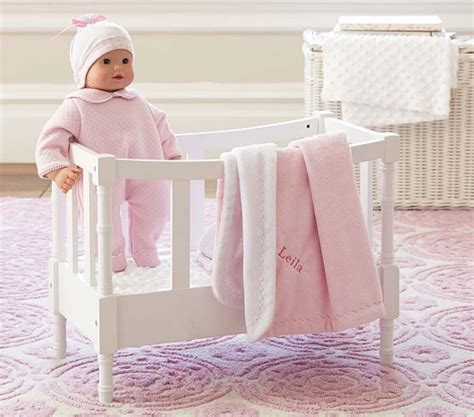 crib for baby doll baby doll crib pottery barn