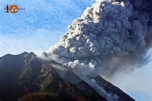 Sinabung indonesia santa maria guatemala kilauea hawaii usa