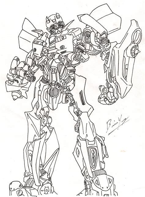 free coloring pages of bumblebee para colorir