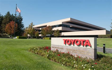 toyota corporate office toyota unintended acceleration settlement may impact 22