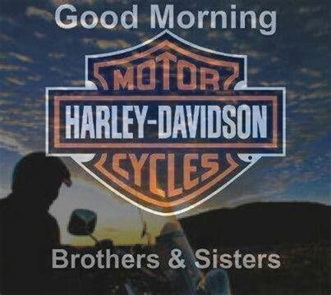 Harley Davidson Morning by 187 Best Images About Harley Goodmorning On