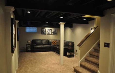low basement ceiling 17 best images about home improvement on home