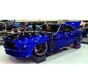 69 Mustang Mach 1 Stampede Great Eight Detroit Autorama