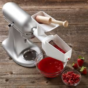 kitchen aid food mill kitchenaid 174 stand mixer fruit vegetable strainer