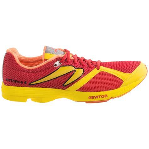 newton running shoes mens newton distance s lightweight stability trainer running