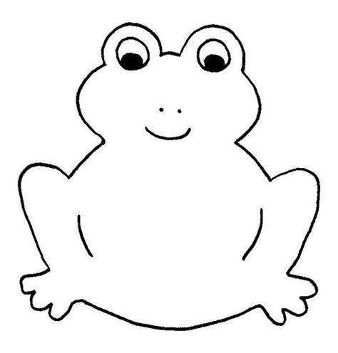 free printable frog templates frog template animal templates free premium templates