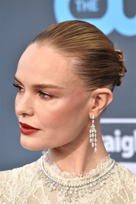 Kate Twisted by Kate Bosworth Twisted Bun Newest Looks Stylebistro